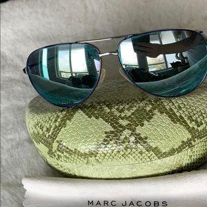 Marc Jacobs Mirrored Aviators